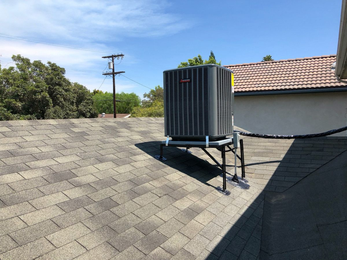 Unit on Roof